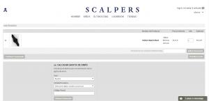 Cesta - ScalperS