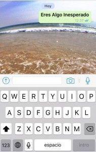 Negrita - WhatsApp