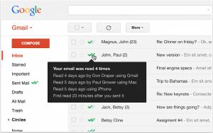 MailTrack para Gmail