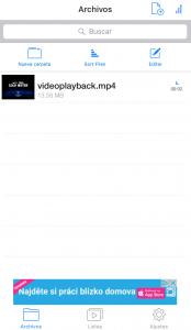 Video descargado - Video DL